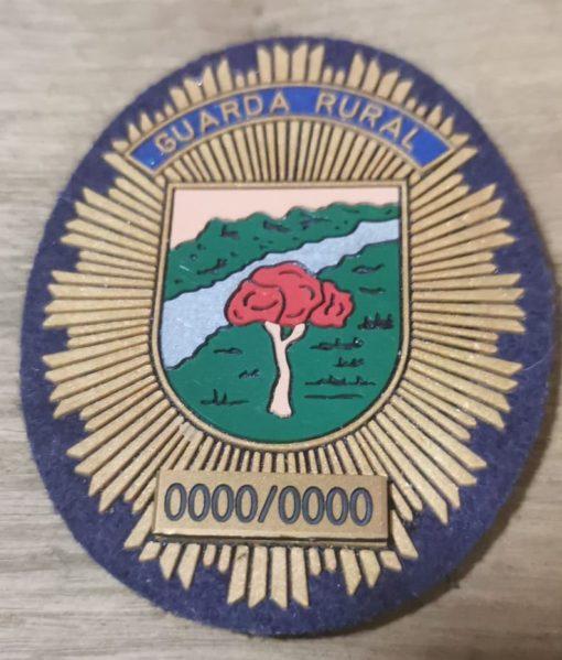 placa guarda de campo